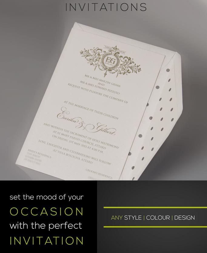 invites 4u by polidano press wedding invitations malta With wedding invitations 4u